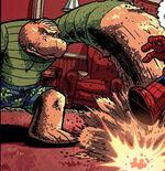 Sandmanatee (Earth-25) from Spider-Ham 25th Anniversary Special Vol 1 1 0001.jpg