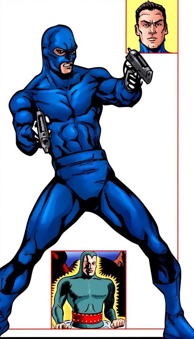 Spencer Keen (Earth-616)