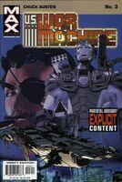 U.S. War Machine Vol 1 3