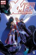 Uncanny X-Men Vol 1 418