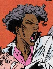 Valerie Hawkins-Mailer (Earth-616)