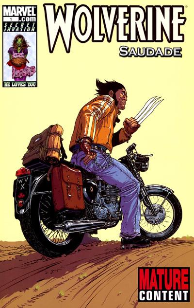 Wolverine: Saudade Vol 1 1