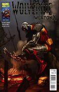 Wolverine Weapon X Vol 1 13