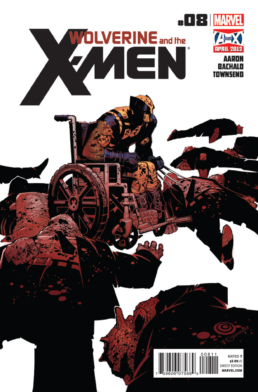 Wolverine and the X-Men Vol 1 8