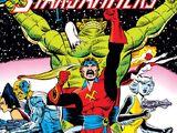 X-Men: Spotlight on...Starjammers Vol 1 1