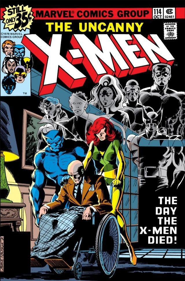 X-Men Vol 1 114