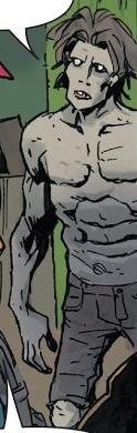 Zed (Zombie) (Earth-616)