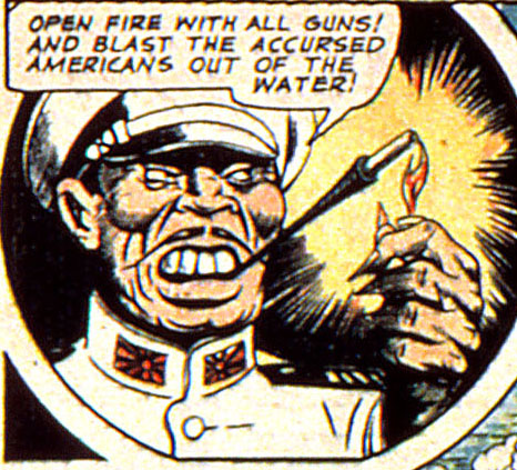 Admiral Footsu (Earth-616)