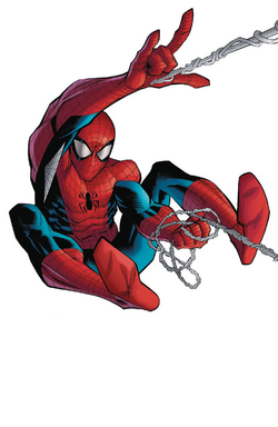 Amazing Spider-Man Vol 5 3 Second Printing Variant Textless.png