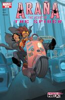 Araña The Heart of the Spider Vol 1 8