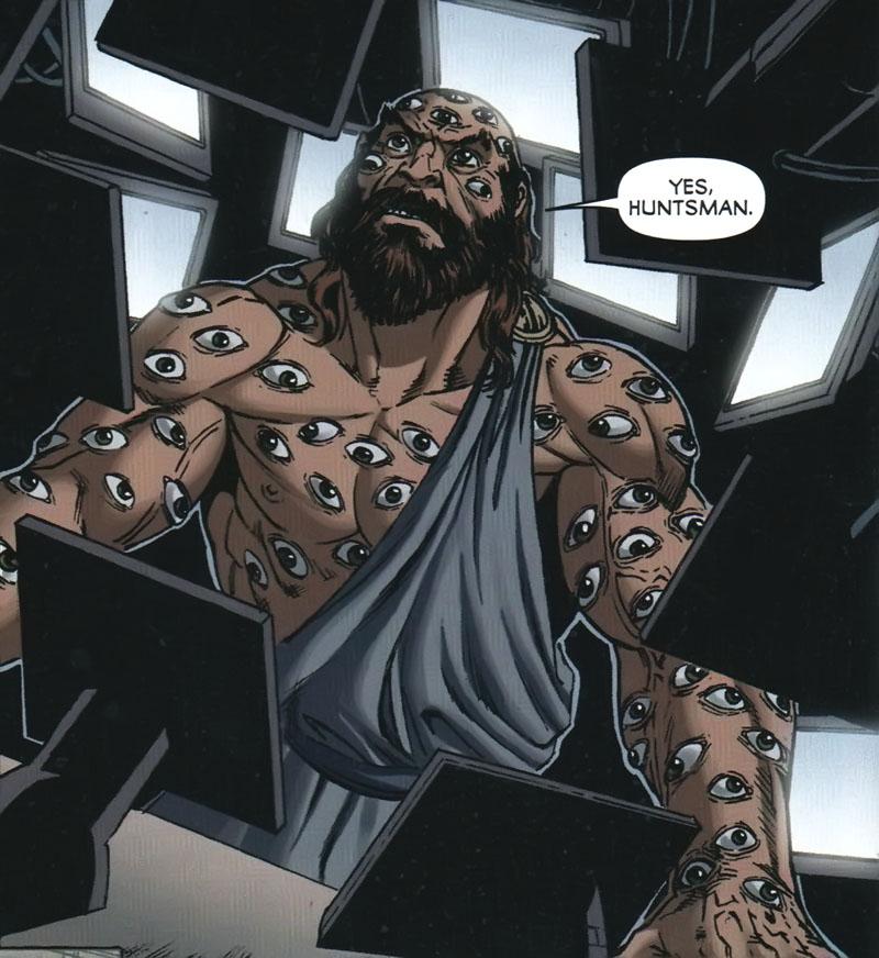 Argus (Olympian) (Earth-616)