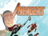 Avengers: Roll Call Vol 1 1
