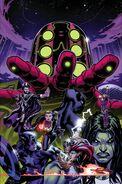 Avengers Vol 8 2 Virgin Variant