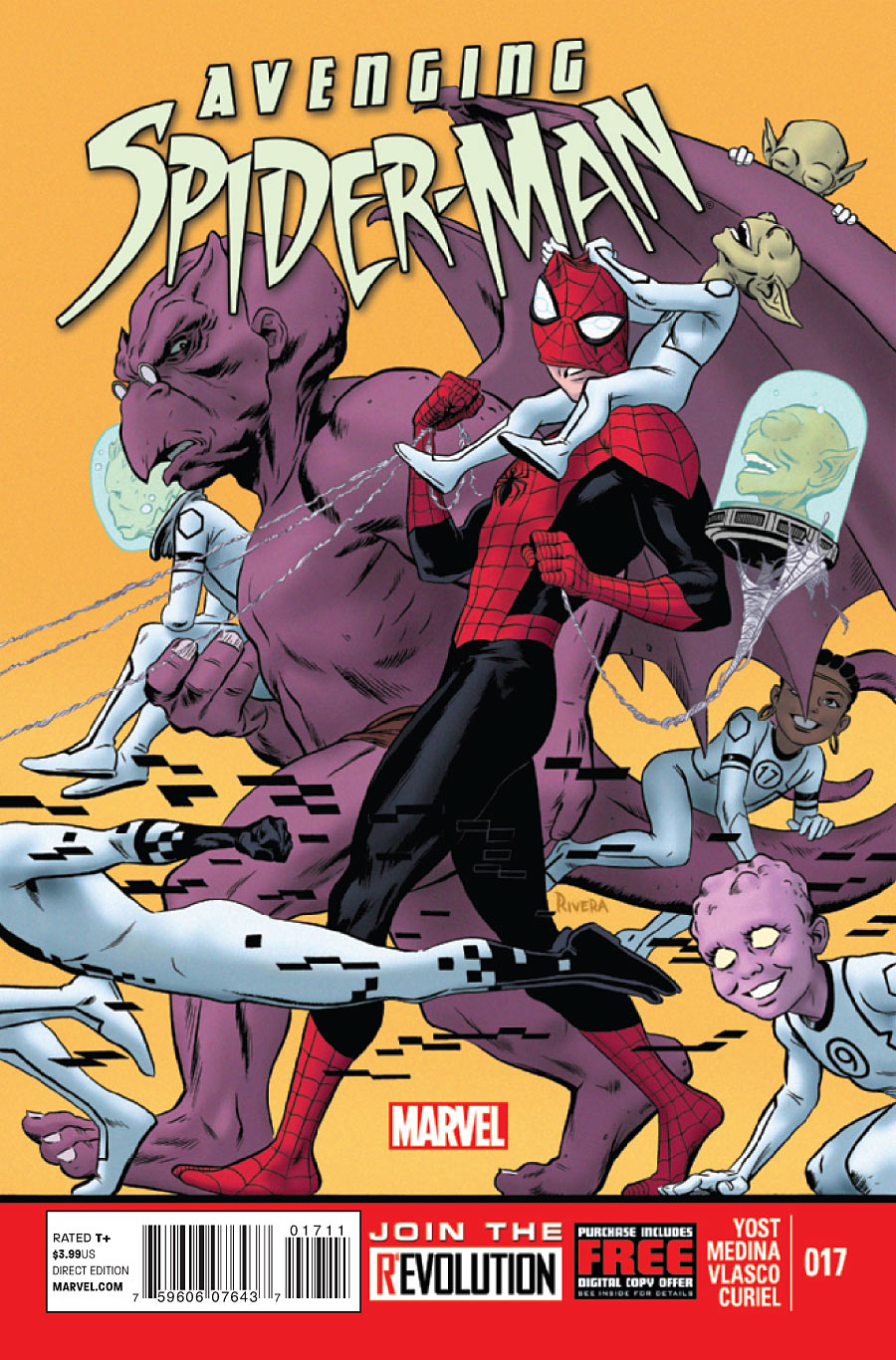 Avenging Spider-Man Vol 1 17