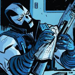 Brock Rumlow (Earth-53912) from Edge of Venomverse Vol 1 3 001.png
