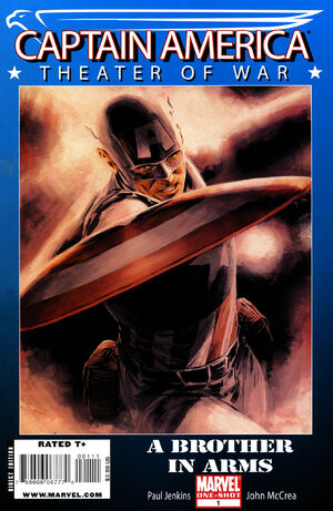 Captain America Theater of War Brothers in Arms Vol 1 1.jpg