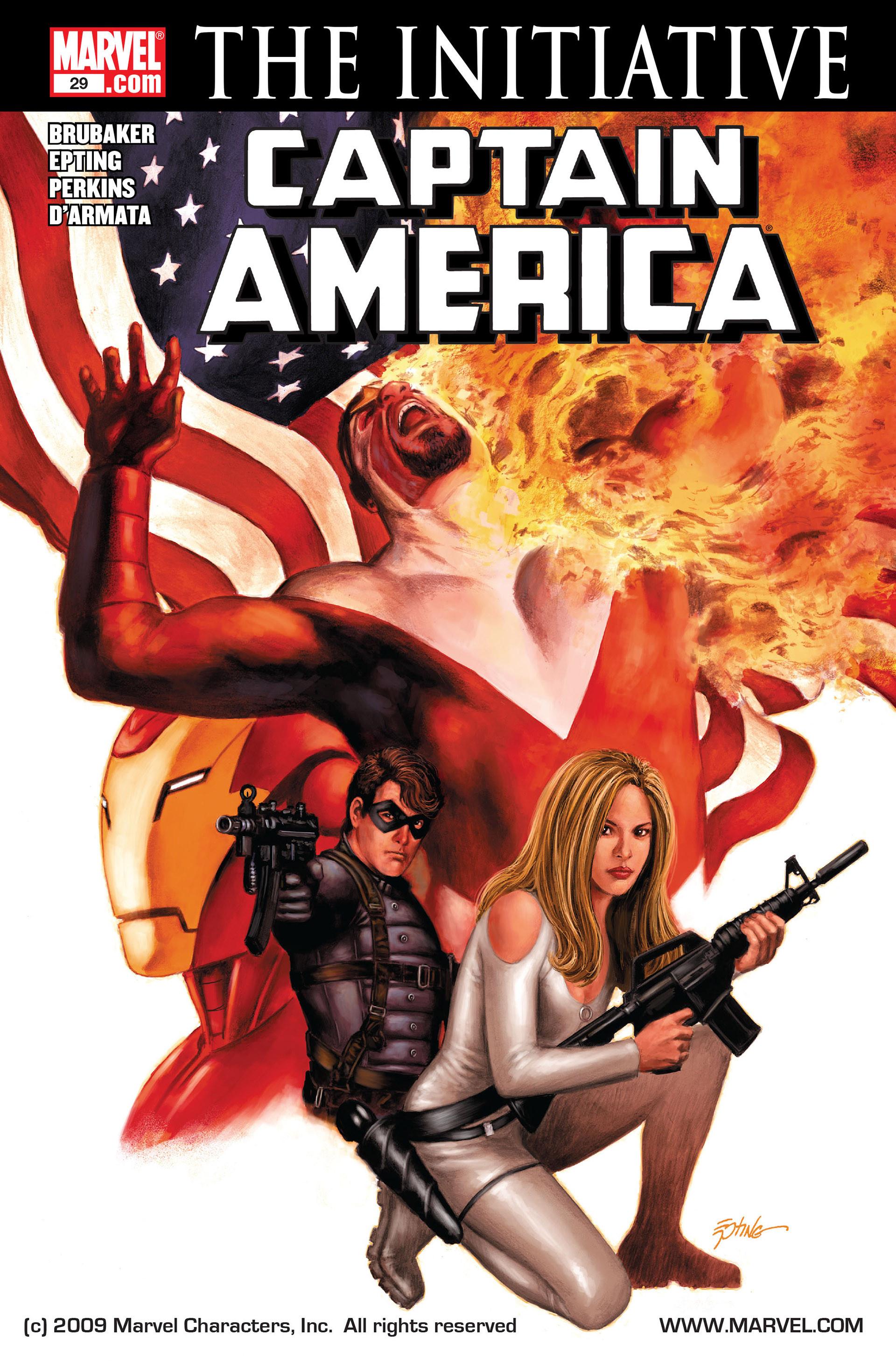 Captain America Vol 5 29