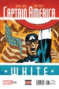 Captain America White Vol 1 1
