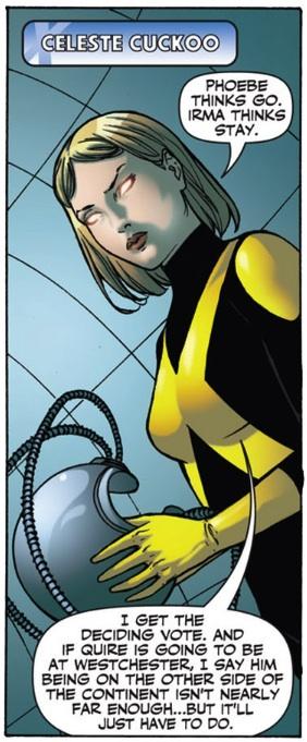 Celeste Cuckoo (Earth-616) from X-Men Regenesis Vol 1 1 001.jpg