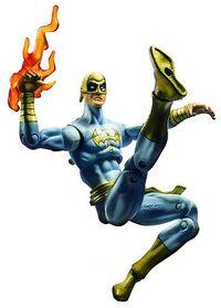 Daniel Rand (Earth-616) from Marvel Universe (Toys) Series 4 Wave XVIII 0001.jpg