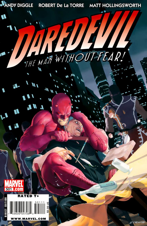 Daredevil Vol 1 501