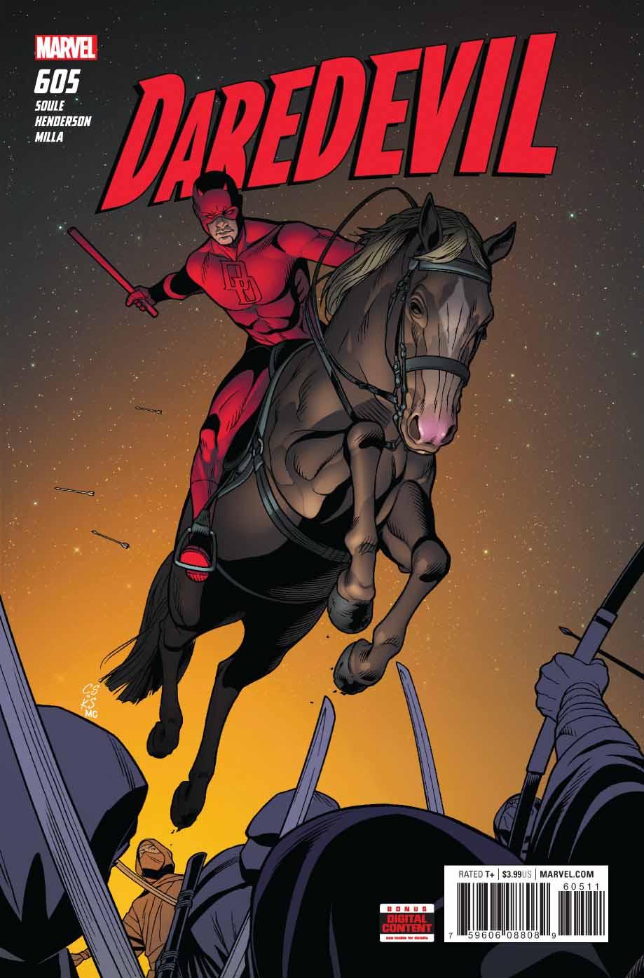 Daredevil Vol 1 605