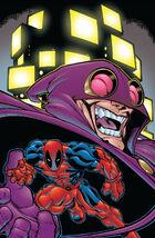 Deadpool Vol 3 9 Textless