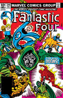 Fantastic Four Vol 1 246