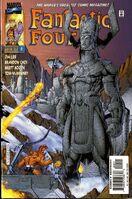 Fantastic Four Vol 2 9