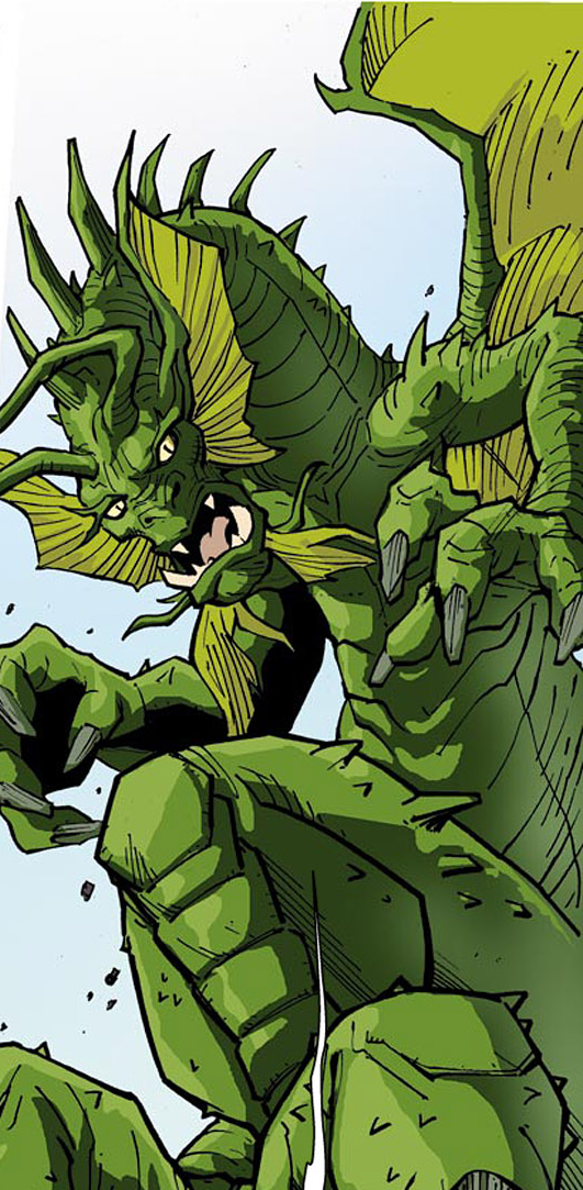 Fin Fang Foom (Earth-8096)