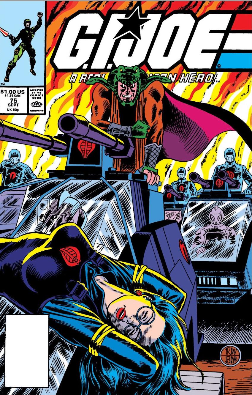 G.I. Joe: A Real American Hero Vol 1 75