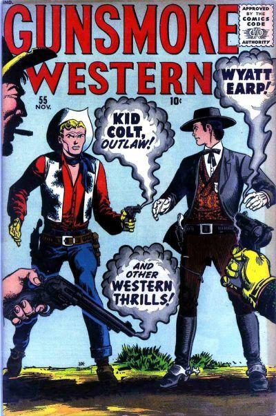 Gunsmoke Western Vol 1 55