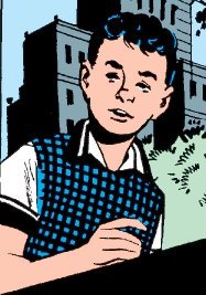 Hank Rogers (Earth-616)