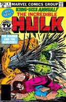 Incredible Hulk Annual Vol 1 8