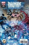 Inhumans Once and Future Kings Vol 1 2