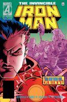Iron Man Vol 1 324