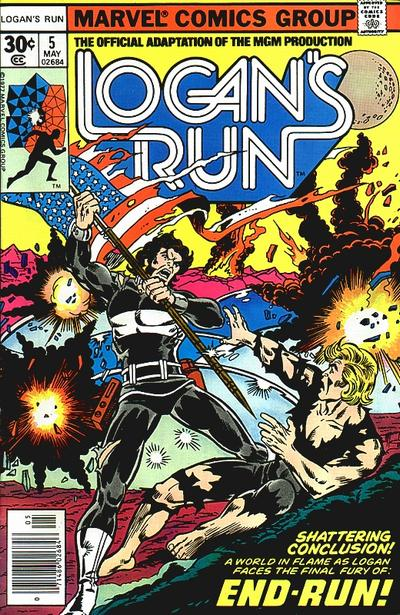 Logan's Run Vol 1 5