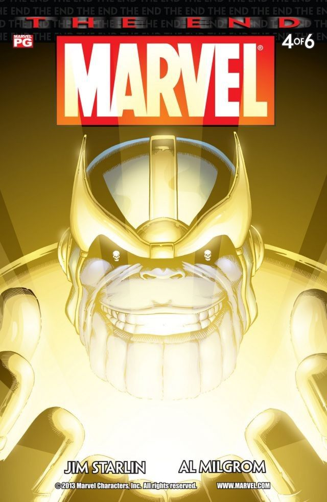 Marvel Universe: The End Vol 1 4
