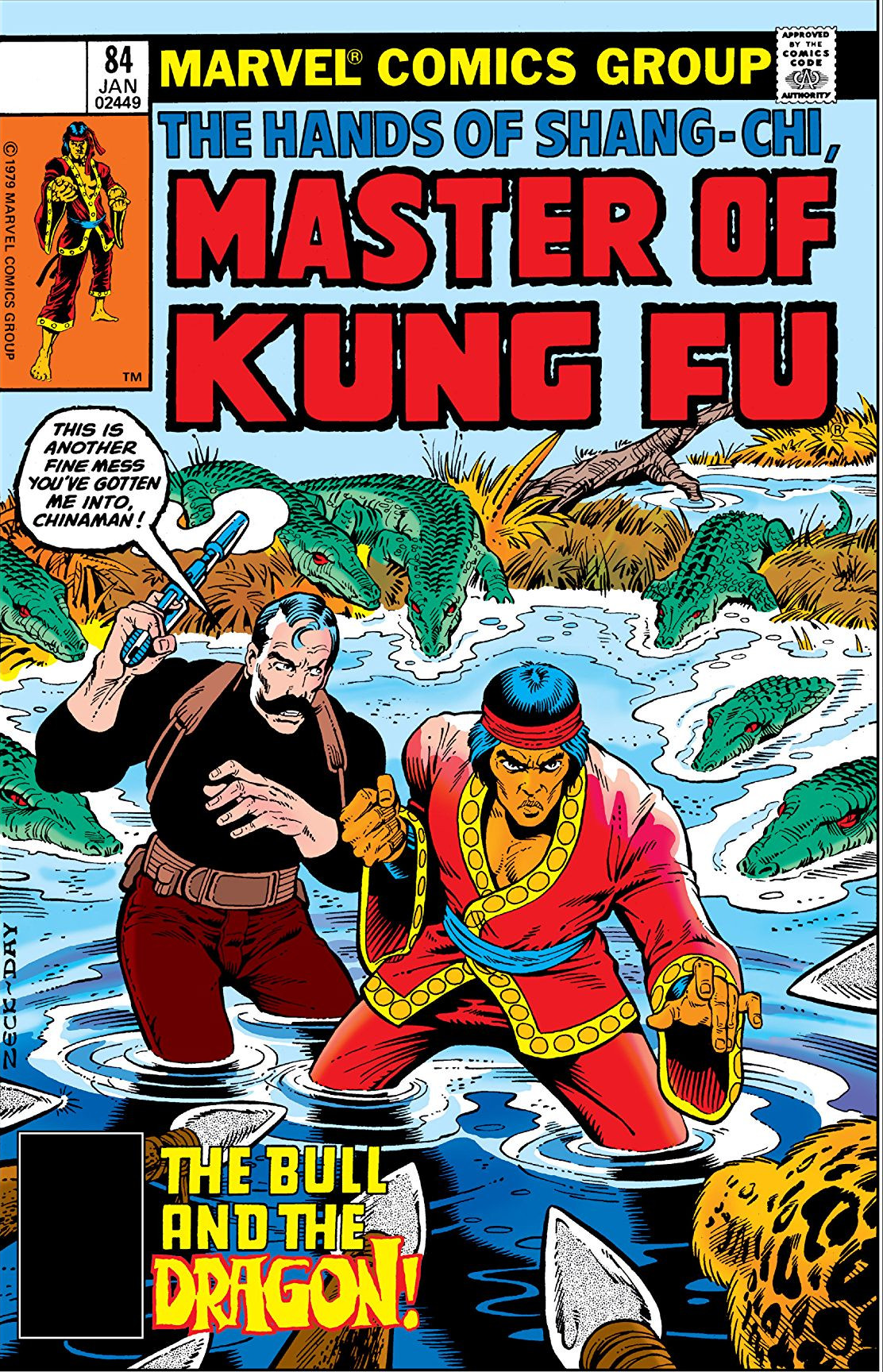 Master of Kung Fu Vol 1 84