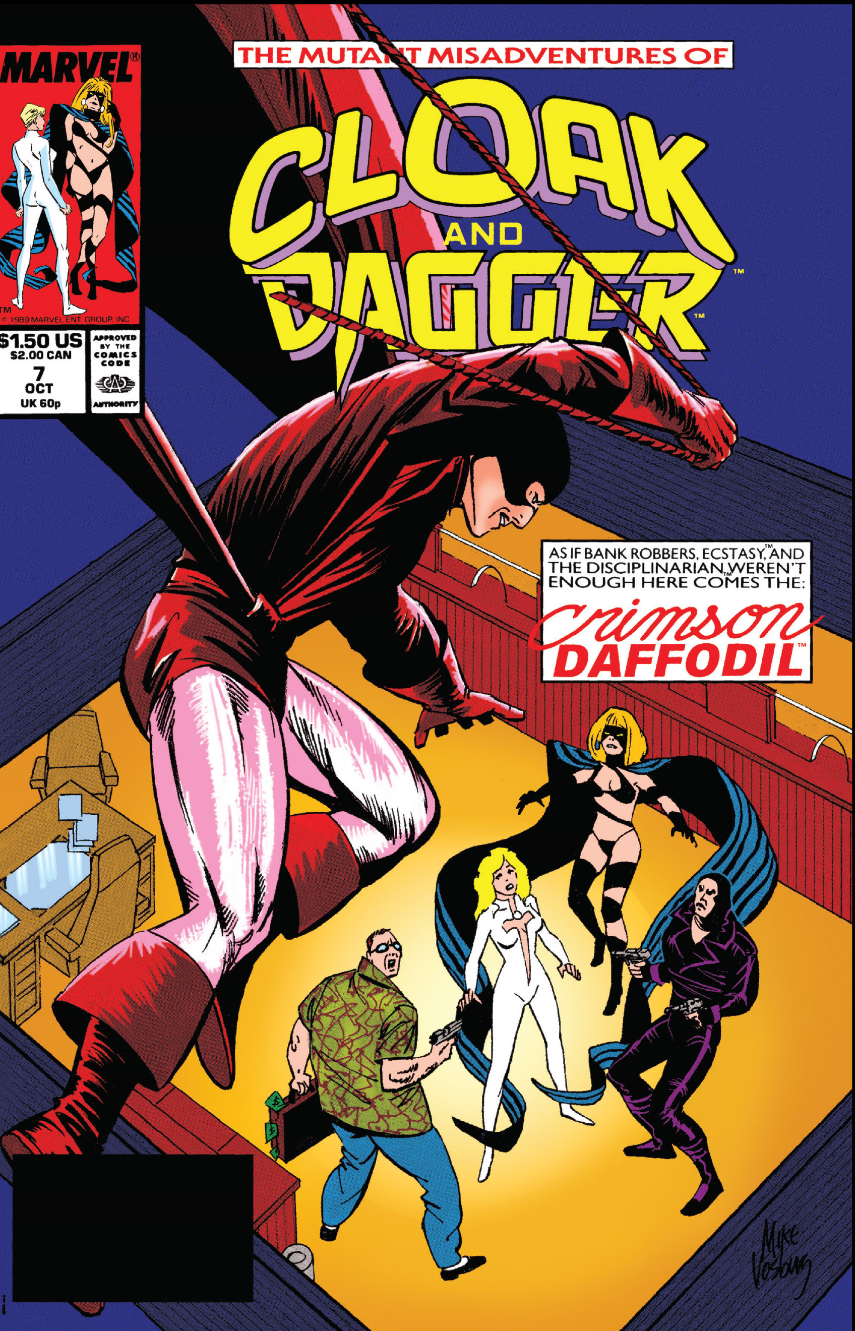 Mutant Misadventures of Cloak and Dagger Vol 1 7