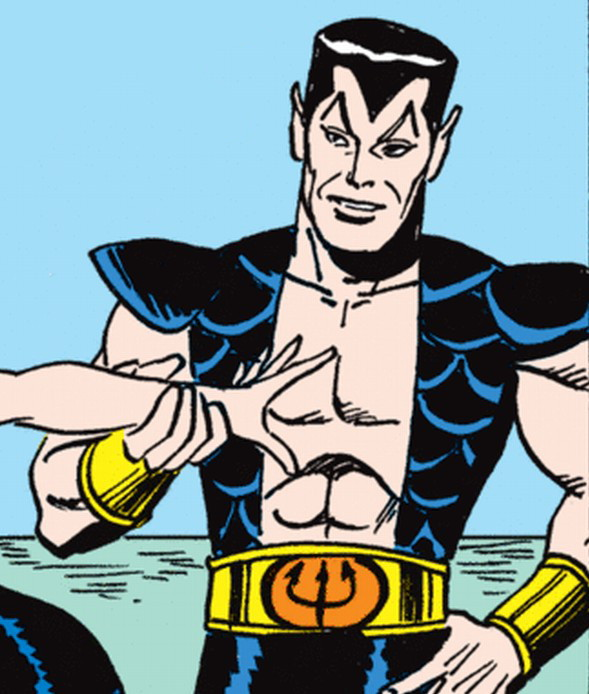 Namor McKenzie (Earth-77013)
