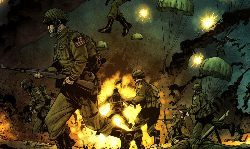 101st Airborne Division (Earth-616)/Gallery