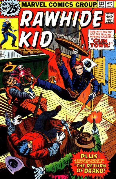 Rawhide Kid Vol 1 133