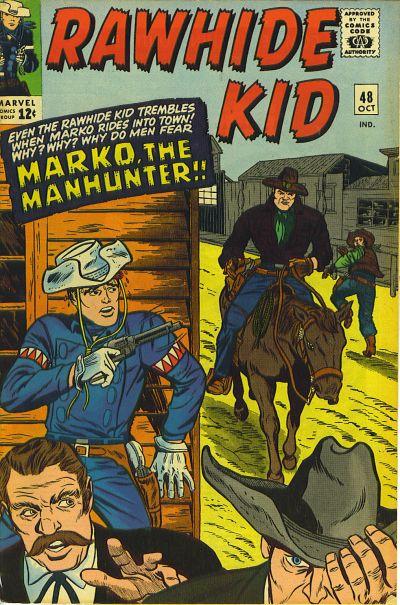 Rawhide Kid Vol 1 48