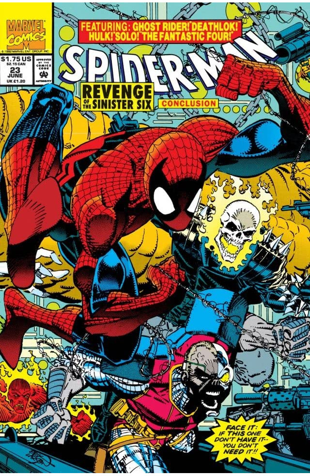 Spider-Man Vol 1 23