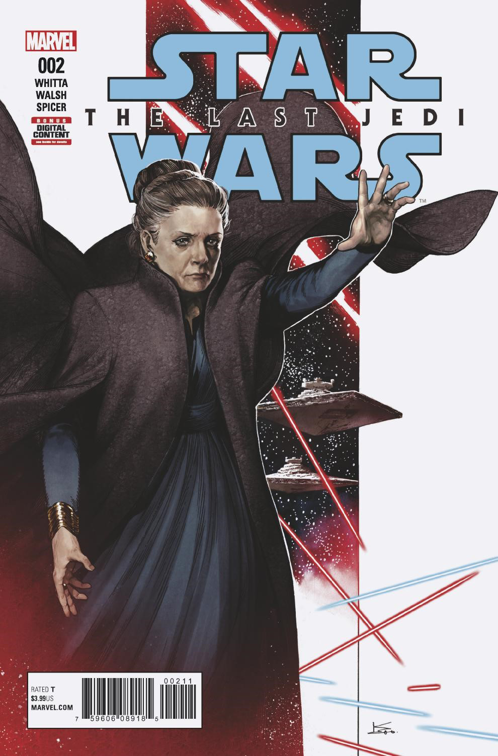 Star Wars: The Last Jedi Adaptation Vol 1 2