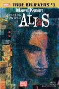 True Believers Marvel Knights 20th Anniversary - Jessica Jones Alias by Bendis & Gaydos Vol 1 1