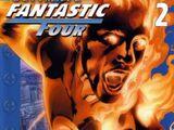 Ultimate Fantastic Four (ES) Vol 1 2