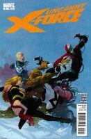 Uncanny X-Force Vol 1 5