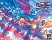 United States of Captain America Vol 1 1 Wraparound